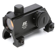 1x20 Mp5 Red Dot Sight with HK Claw Mount in Black