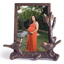Birds on Branch Picture Frame