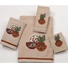 Sun Valley 4 Piece Towel Set
