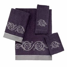 York 4 Piece Towel Set