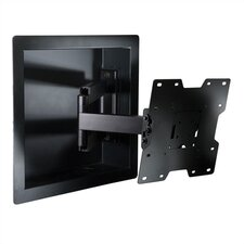 "In-Wall Box With SA740P LCD Arm (Up to 40"" Screens)"