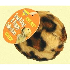 Skins Ball Leopard Dog Toy