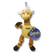 Giraffe Stretchies Dog Toy