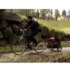 Mini Dog Urban Bike Trailer