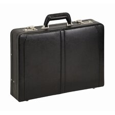 Leather Expandable Laptop Attache