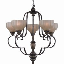 Kensington 5 Light Chandelier