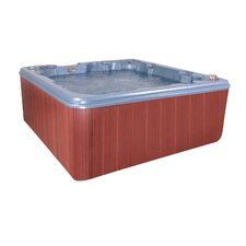 Nassau 7 Person - Non-Lounger Plug and Play Spa