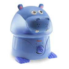 Purple Hippo Cool Mist Humidifier