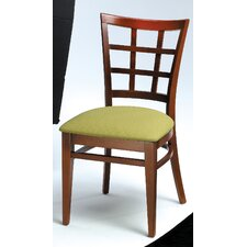 Melissa Window Back Wood Dining Chair