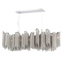Cadena 7 Light Foyer Pendant