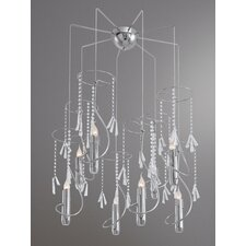 Valiance 8 Light Pendant
