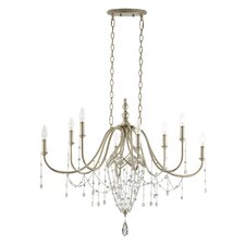 Collana 8 Light Chandelier