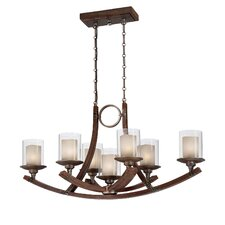 Mano 7 Light Chandelier