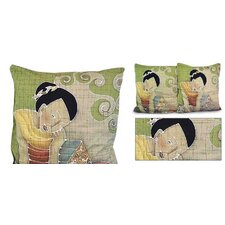 Feline Life Cushion Cover (Set of 2)