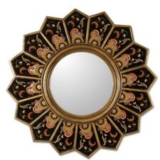 'Sunflower Fan' Mirror
