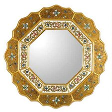 Golden Star Mirror