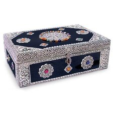 Antique Sophistication Jewelry Box
