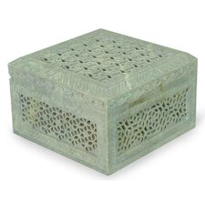 Ivy Trellis Jewelry Box