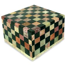 Checkmate Large Jewelry Box