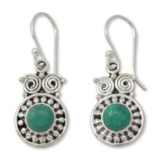 The Neeru Goel Turquoise Dangle Earrings