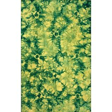 Couture Kilim Splash I Sunshine Rug