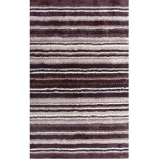 Cine Brown Multi Striped Rug