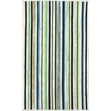 Hides Vertical Stripes Rug