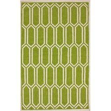 Flatweave Honey Comb Rug