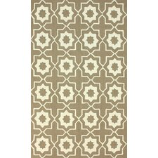 Serendipity Brown Super Bold Rug