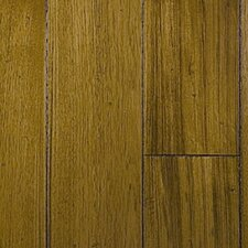 "BF-777 6-3/8"" Engineered Teak Flooring in Cortez / Burma Teak"