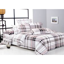 Annie's Plaid Duvet Collection