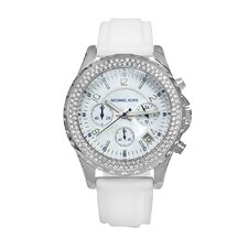 Women's Glitz Watch in White