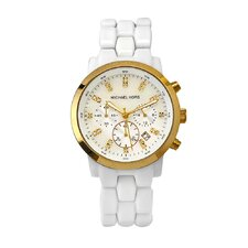 Women's Classic Watch with Mother of Pearl Chronograph Dial