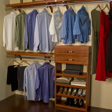 "Woodcrest 16"" Deep Closet System"