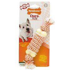Play Rope Bone Bacon Dog Toy