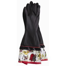 Cowgirl Rubber Gloves