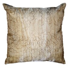 Eden Lace Tafetta Nittle Mesh Cushion Cover