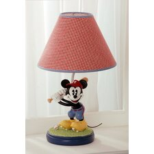 Vintage Mickey Table Lamp