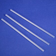 (2000 per Carton) Enviroware Jumbo Straws Wrapped in Clear