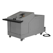 HSM HDS 230-2 hard drive & backup media dual stage shredder