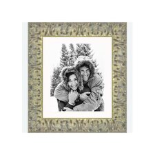 "8"" x 10"" Champaign Frame in Antiqued Gold"