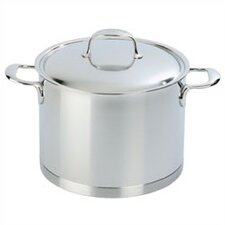 Atlantis 8.5-qt. Stock Pot with Lid