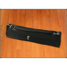 Mat Tube Yoga Mat Bag in Black