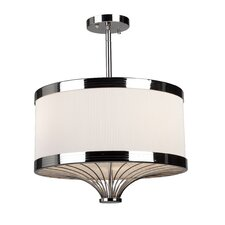 Martinique Semi Flush Mount