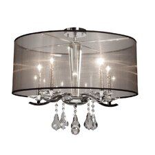 Contessa 4 Light Chandelier