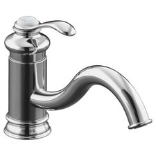 Fairfax Single-Control Kitchen Sink Faucet, Less Escutcheon and Sidespray