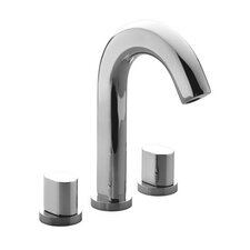 Oblo Deck-Mount Bath Faucet Trim, Valve Not Included