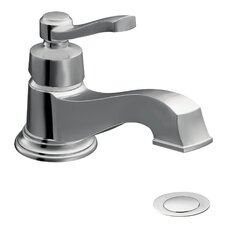 Rothbury Single Hole Bathroom Faucet with Single Handle