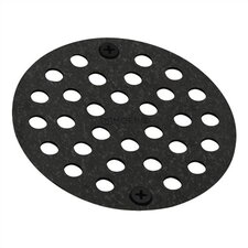 "Replacement Parts 4"" Grid Shower Drain"
