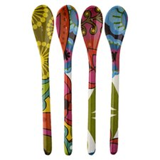 Raj Dessert Spoons (Set of 4)